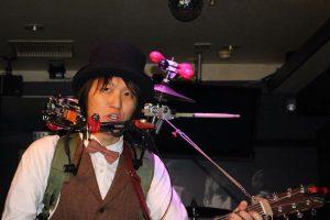 同時演奏家たちのライブイベント