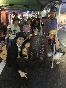 豪雨の木更津港まつり花火大会2017