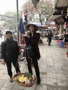 ベトナム3日目 首都ハノイ観光地で