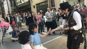 グランプリ大会予選 ふくやま大道芸