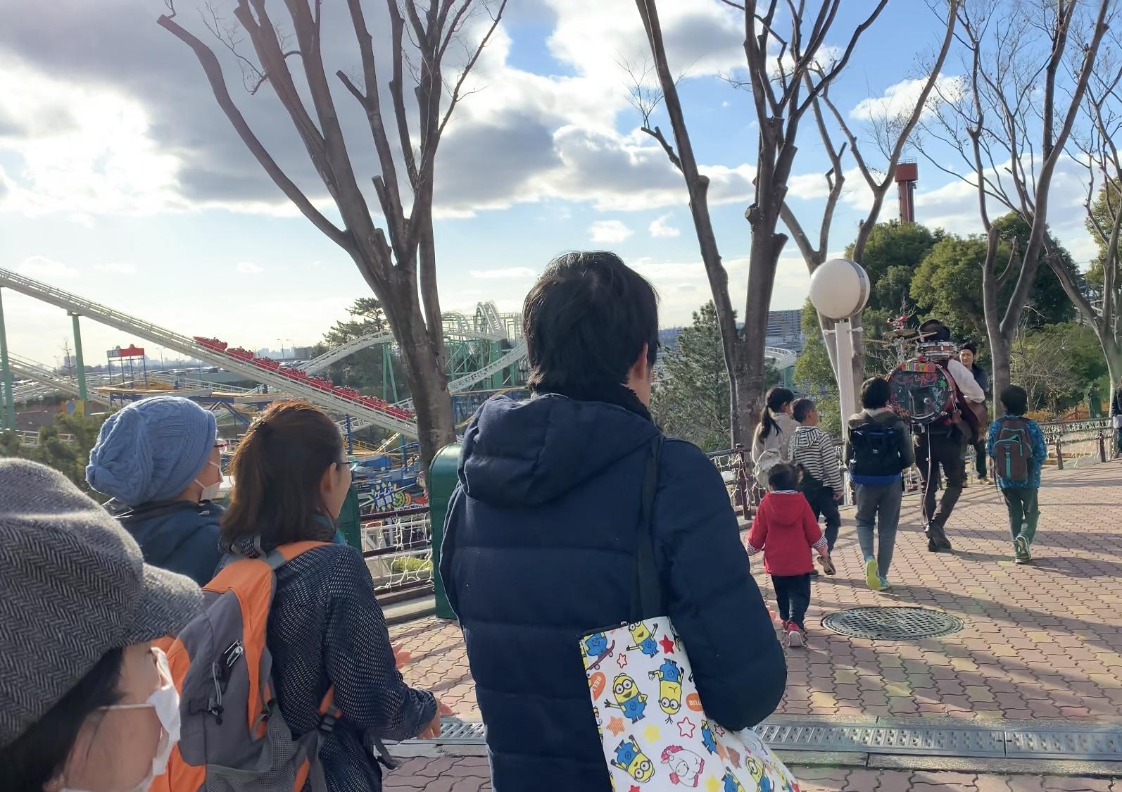 大阪ひらかたパーク後半
