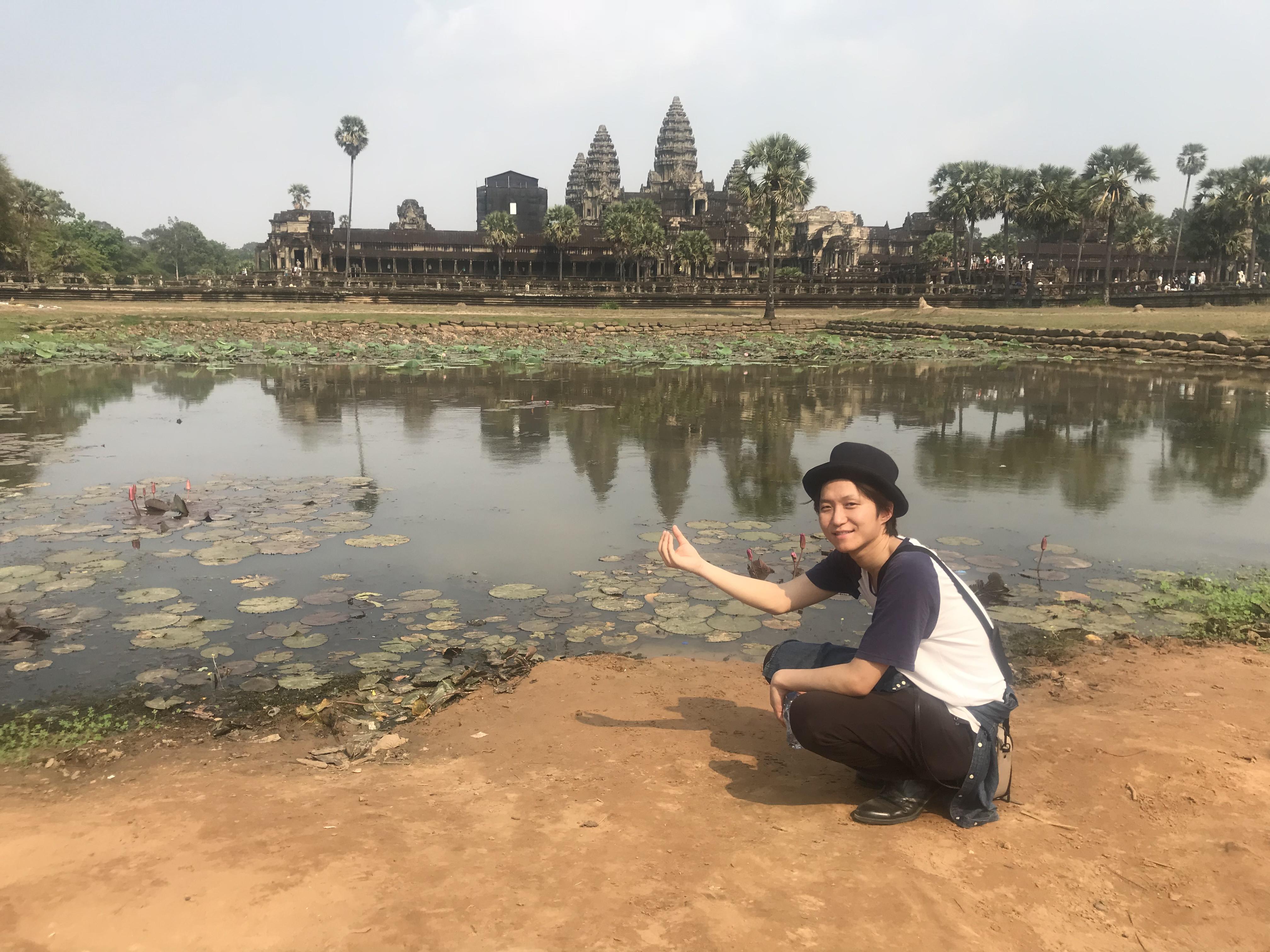 音楽家全員虐殺したカンボジアで演奏する意味