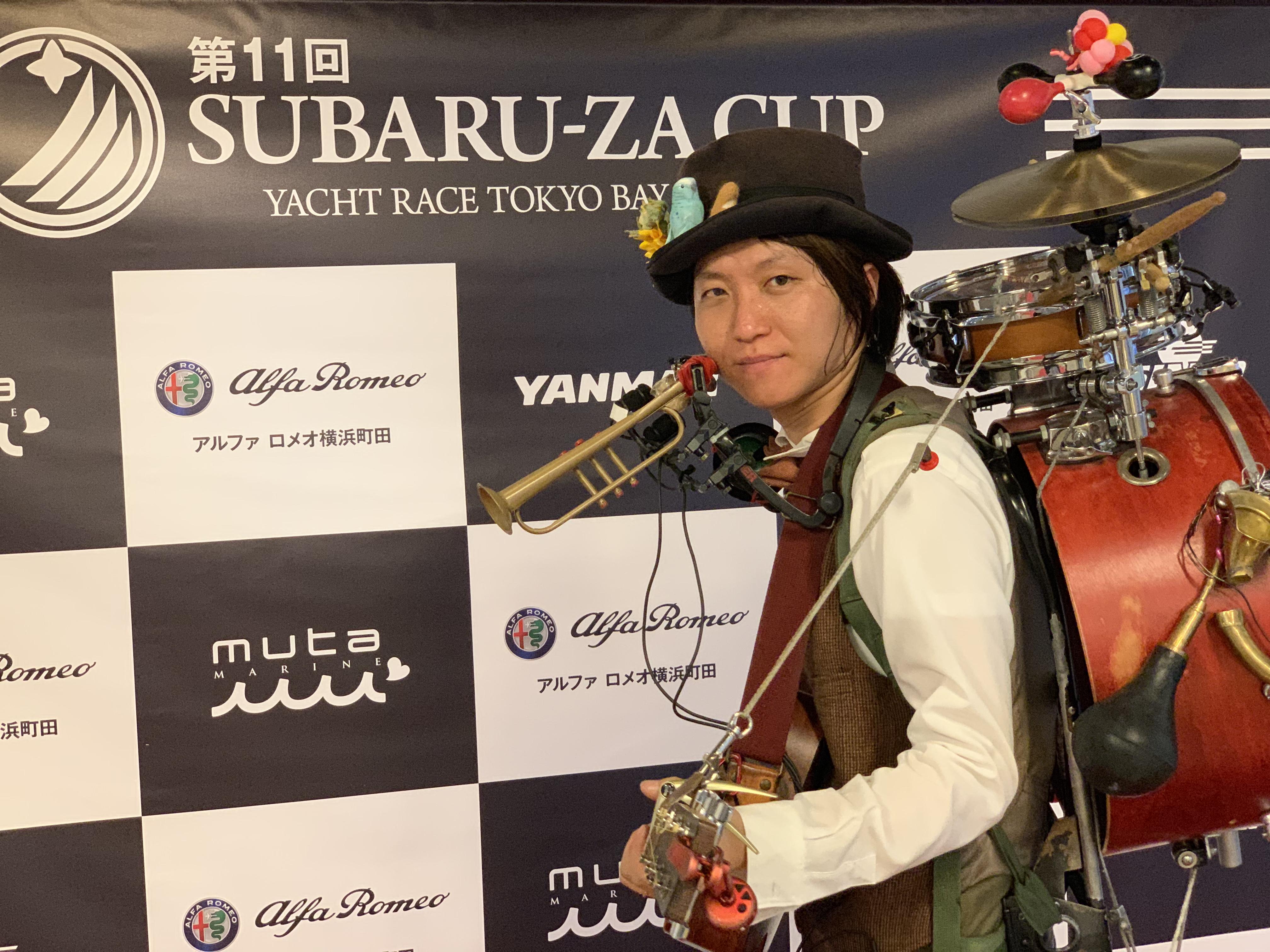 第11回スバルザカップ<BR>ヨットレース<BR>東京ベイオープン2019